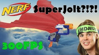 NERF MOD: THE 300+ FPS SUPER JOLT