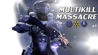 Halo 5 – Multikill Massacre! W/ Killionaire