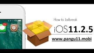 [Get Cydia] ios 11.2.5 Jailbreak Instructions. Untethered. iphone Jailbreaking Guide ios 11.x.x