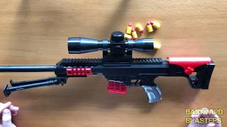[REVIEW] NERF Sniper Rifle