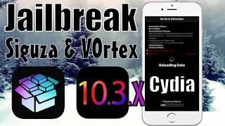 [32/64 bit] Siguza & V0rtex Jailbreak iOS 10.3.1 – 10.3.2 – 10.3.3 Exploit iPhone 7, 6s, 6, 5s, 5