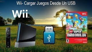 Como Jugar Juegos Por Usb En Nintendo Wii Sin Piratear 2018