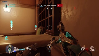New Settings   Overwatch Ps4 Live Stream (Competitive)