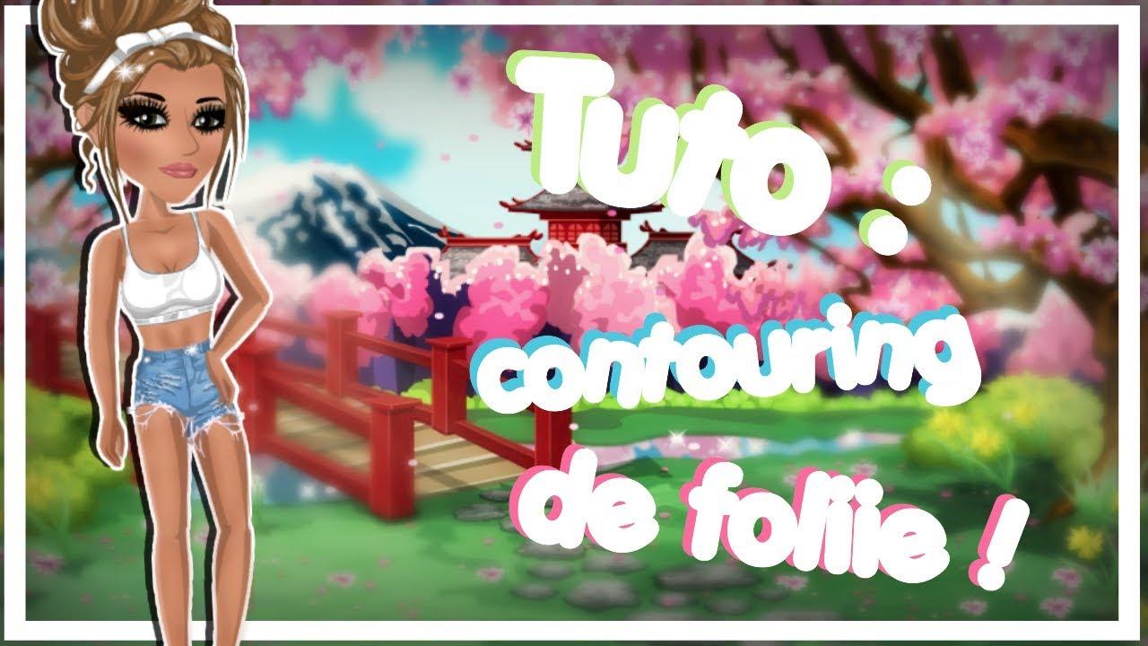 Tuto Pixlr/Msp : Contouring De Tout Le Corps