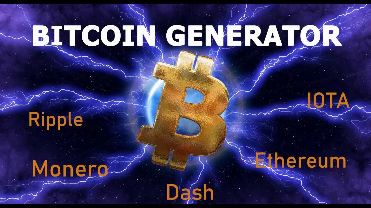 Bitcoin Generator – Claim 0.25 – 1 Bitcoin Daily