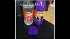 Faire un slime coloré tout simple :)
