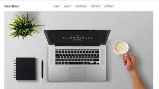 How to use Slick Slider for your website | JQuery Slick Slider Tutorial