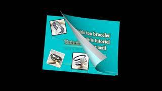Tutoriels bracelet cuir gratuit